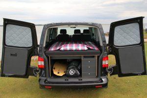 VW Transporter Camper System