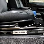 Defender Seat Rails